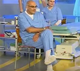 Облитерирующий эндартериит ног