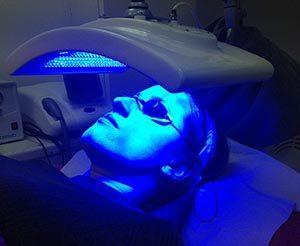 Терапия ультрафиолетовыми лучами при псориазе